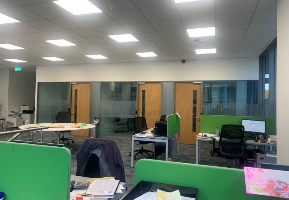 Accommodation Placement Service - Open plan office