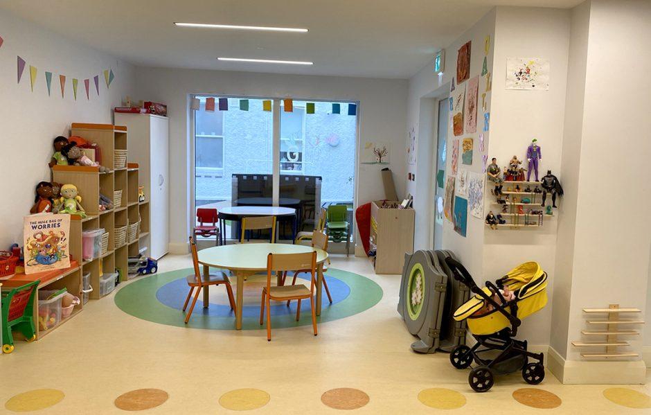 Modh Eile House - playroom