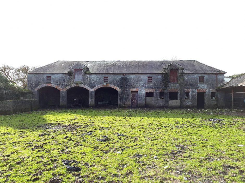 Cahercalla - Before renovation