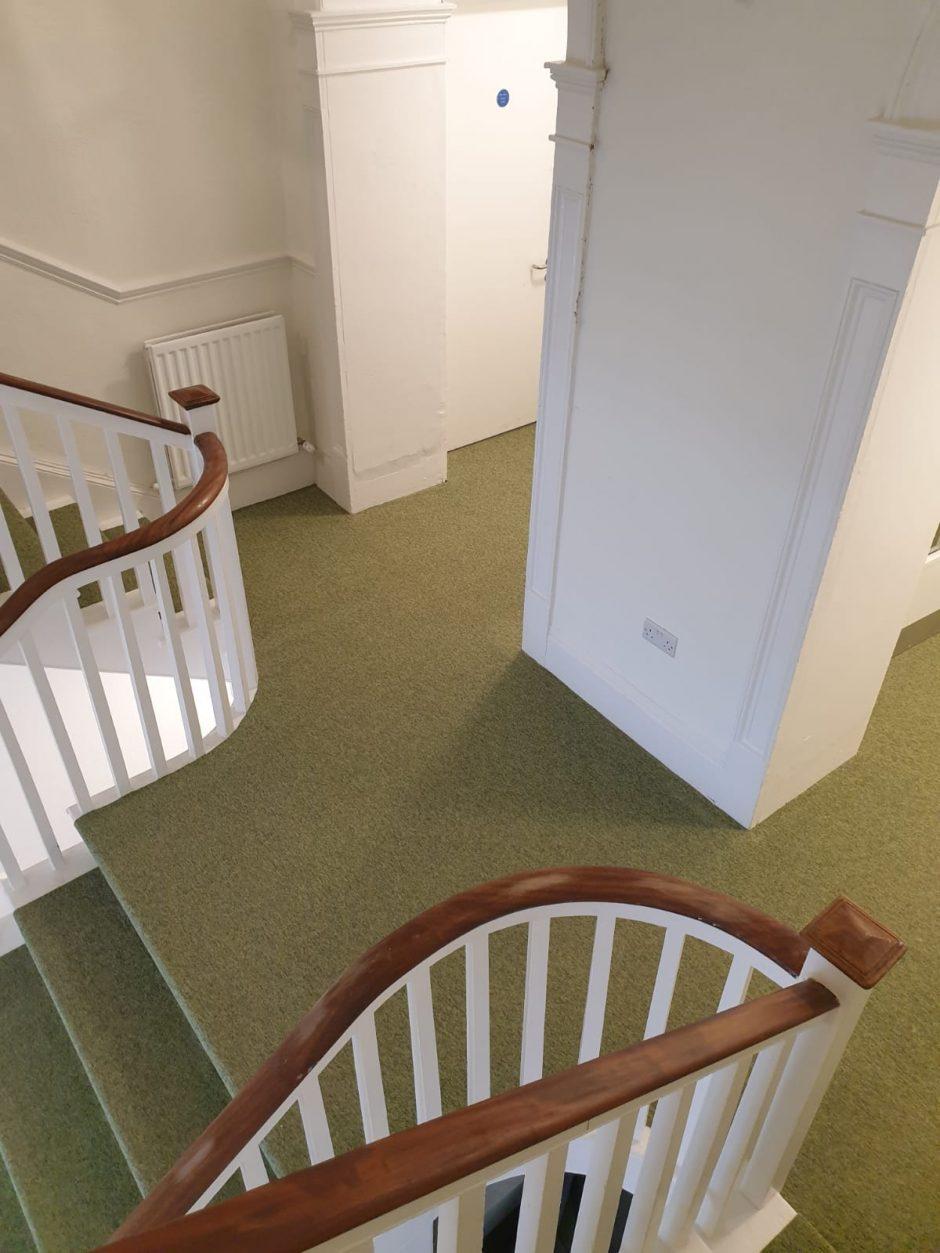 Carraig Eden - New stairwell
