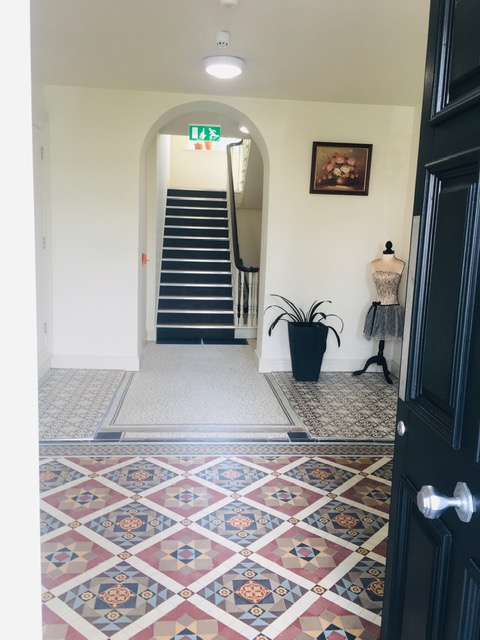 Carriagbrae House - Hallway