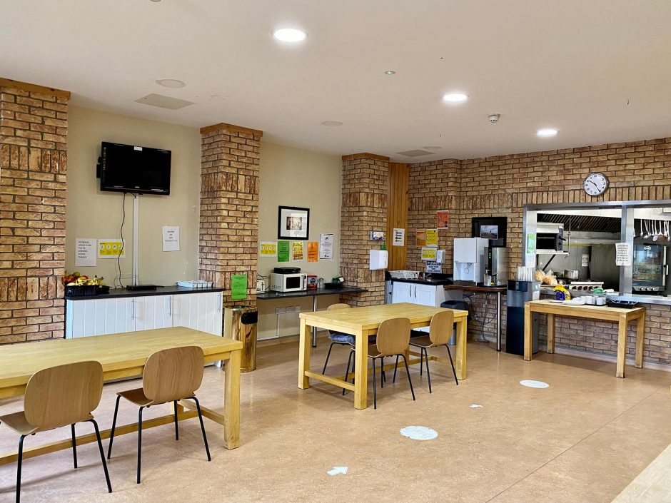 Chester House - Dining Area