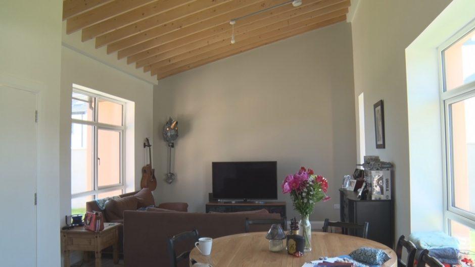 Cluain Fraoigh - Living room