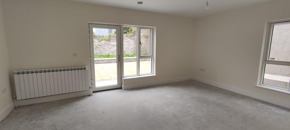 Barrack Street - Interior view