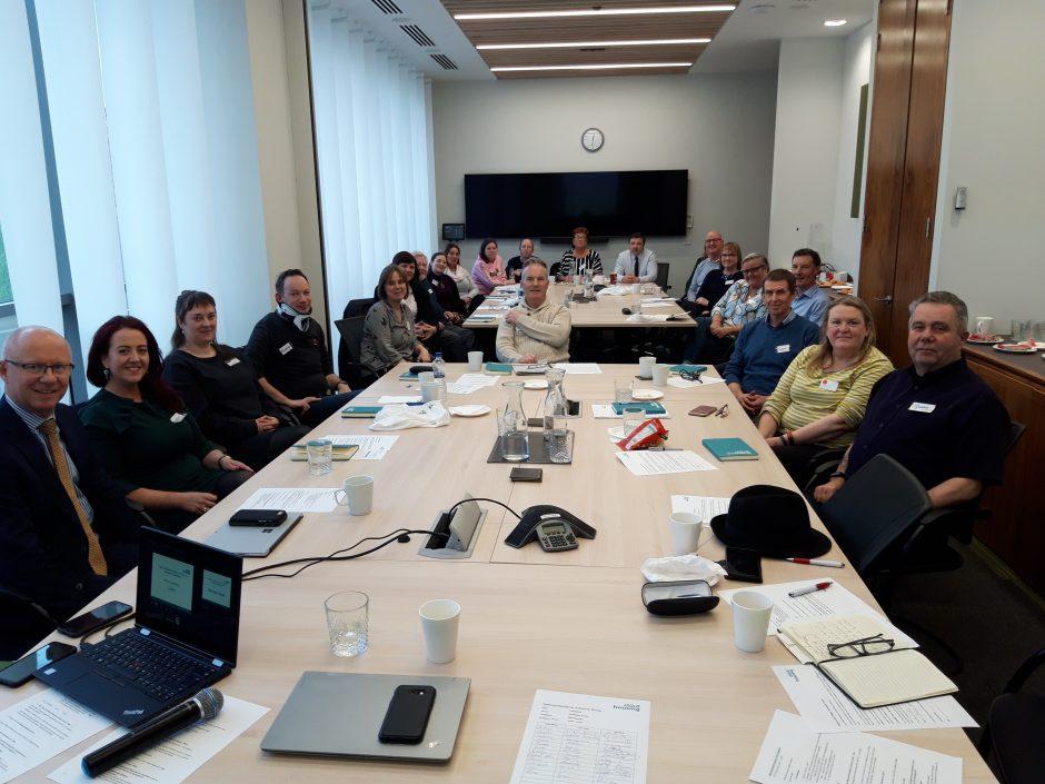 NRAG Team Meeting
