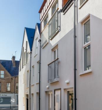 Shandon Street / John Philpott Curran Street Project