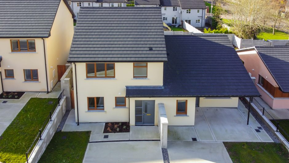Duntahane - 3 bed semi-detached house and bungalow for older persons