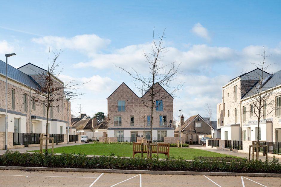 Rosemount Court - Central courtyard view