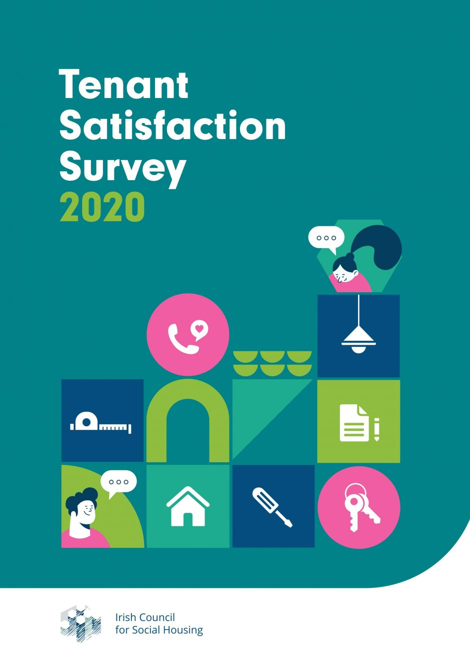 Tenant satisfaction survey 2020 Cover image