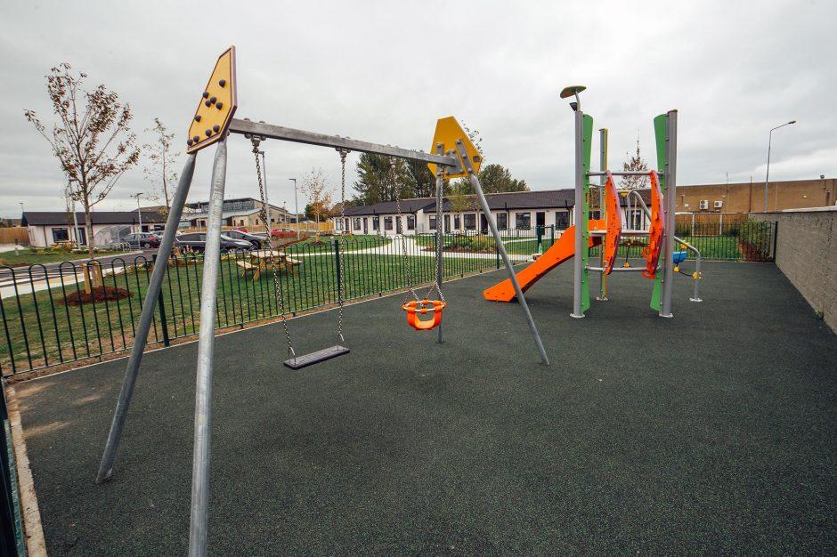 Westside Modular Family Hub - Playground